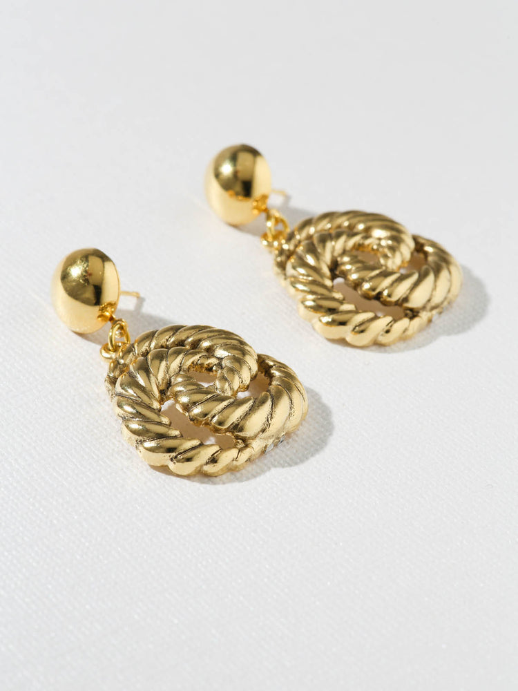 The Valleta Post Earrings