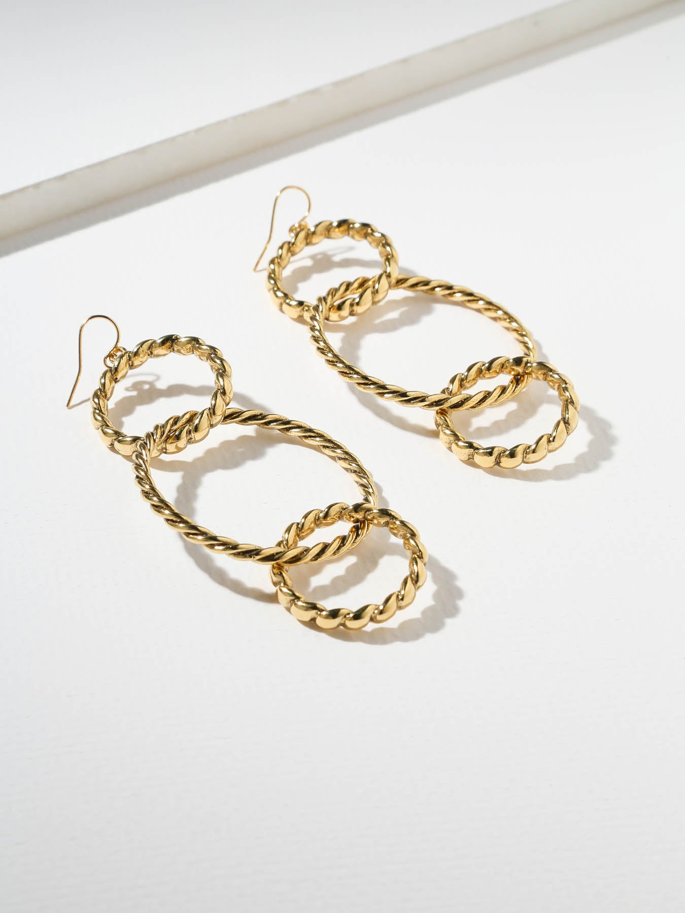 Earrings The Dub Hoops Vanessa Mooney