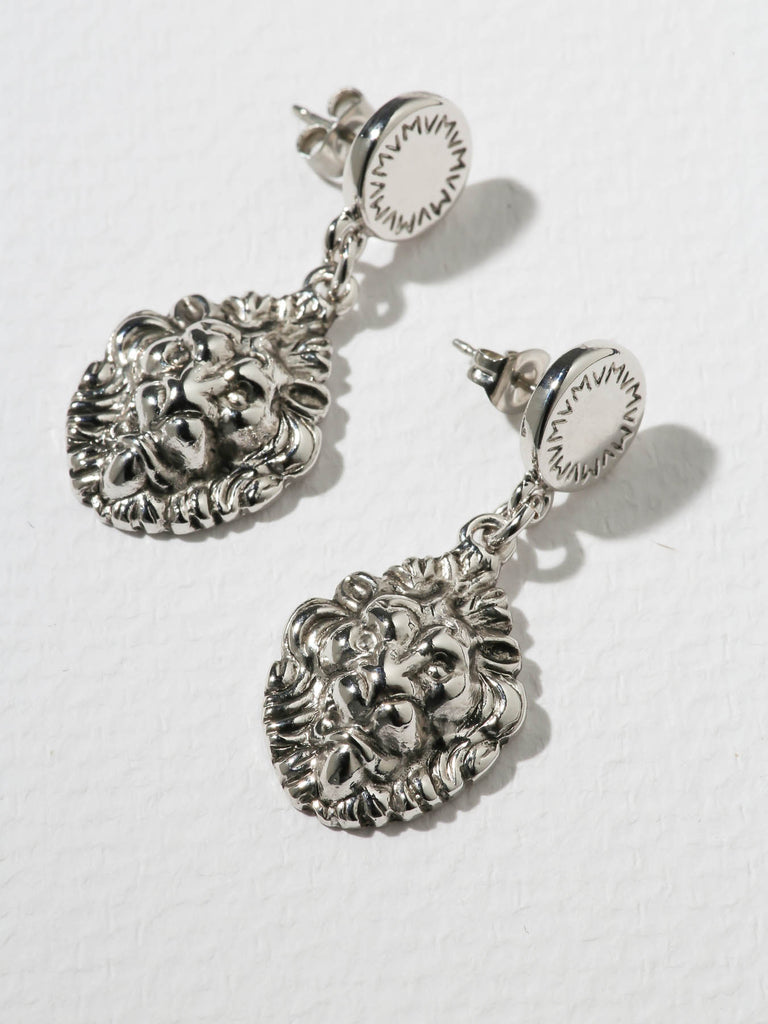 The Escobar Earrings Silver