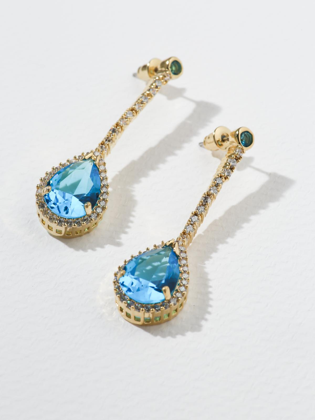 The Hayworth Earrings
