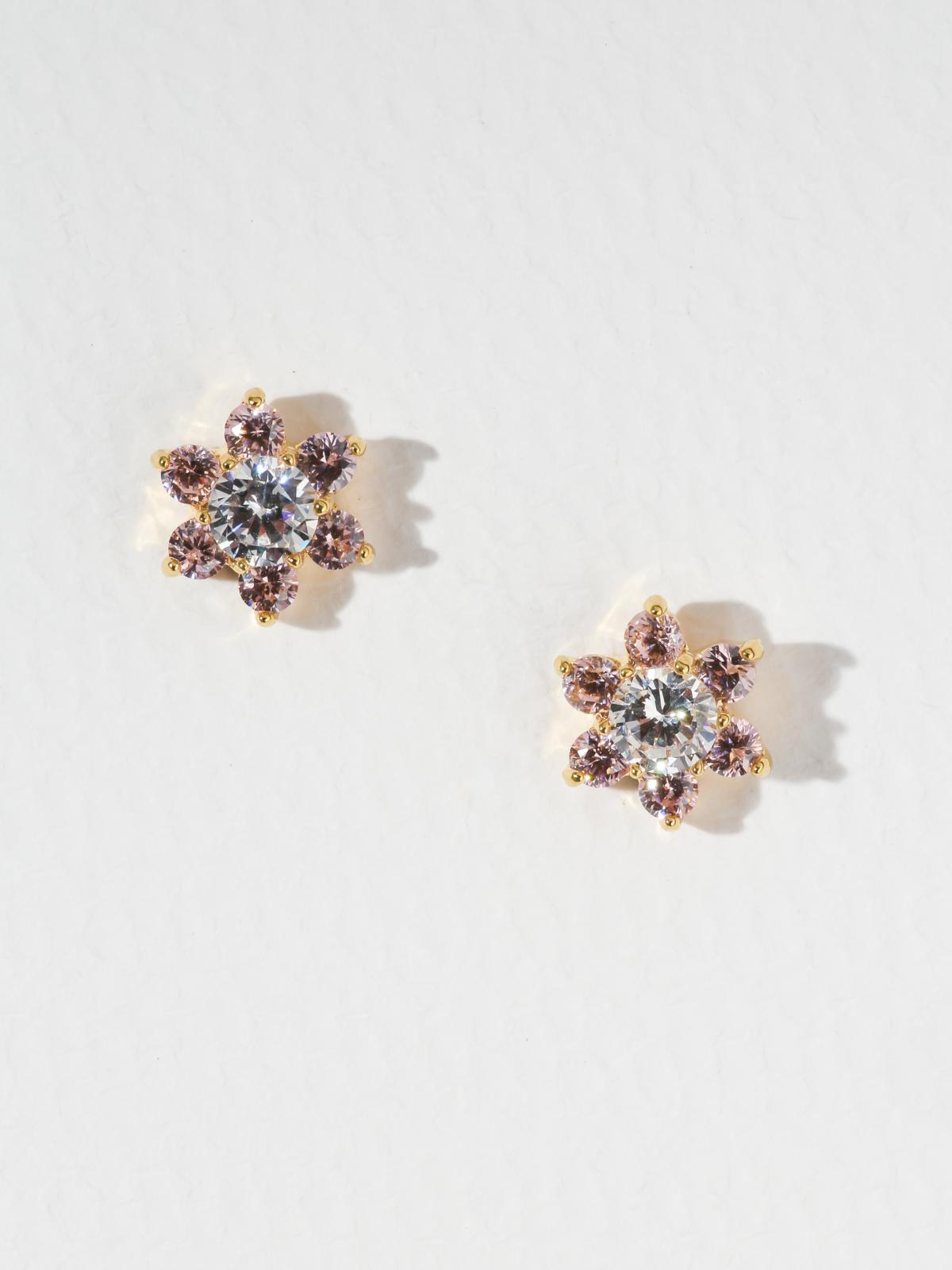 The Flor Earrings
