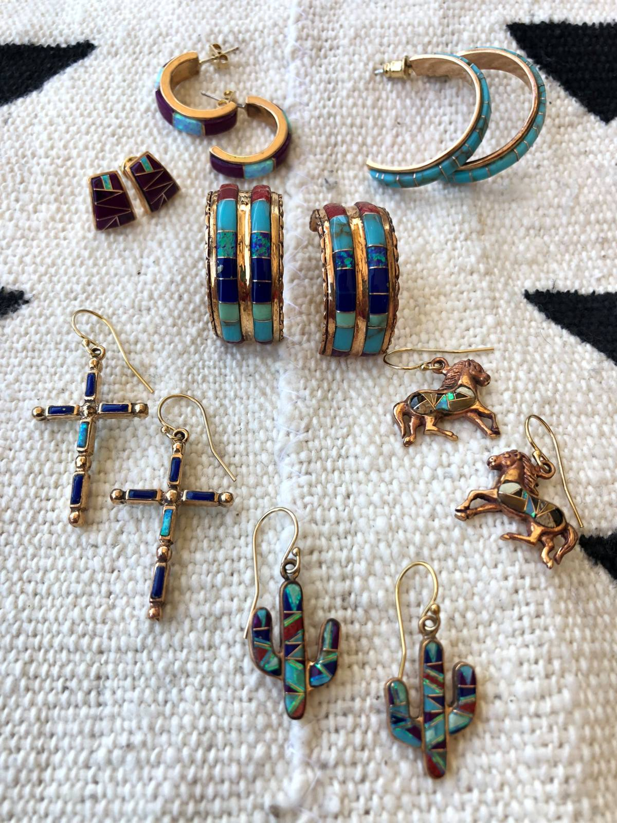 The Mojave Earrings