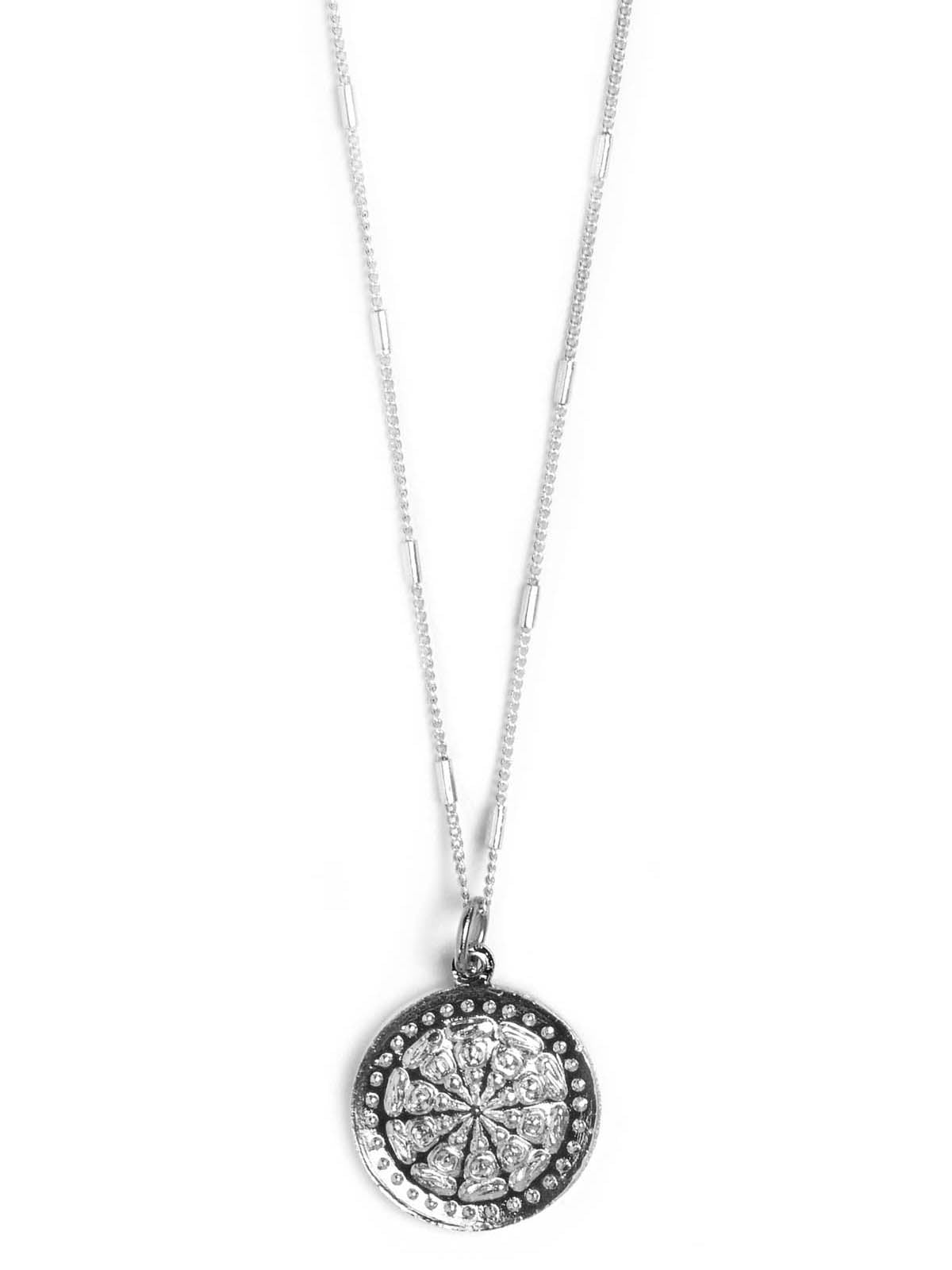 The Saint Necklace - Silver