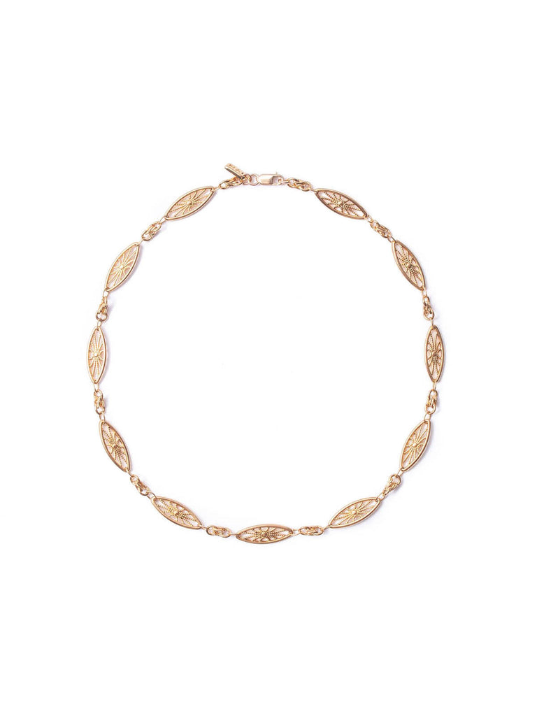 The Sun Gold Choker