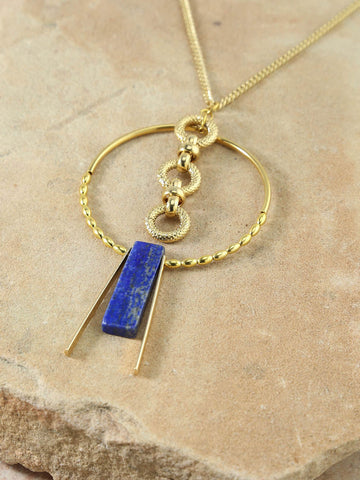 The Erykah Pendant Necklace