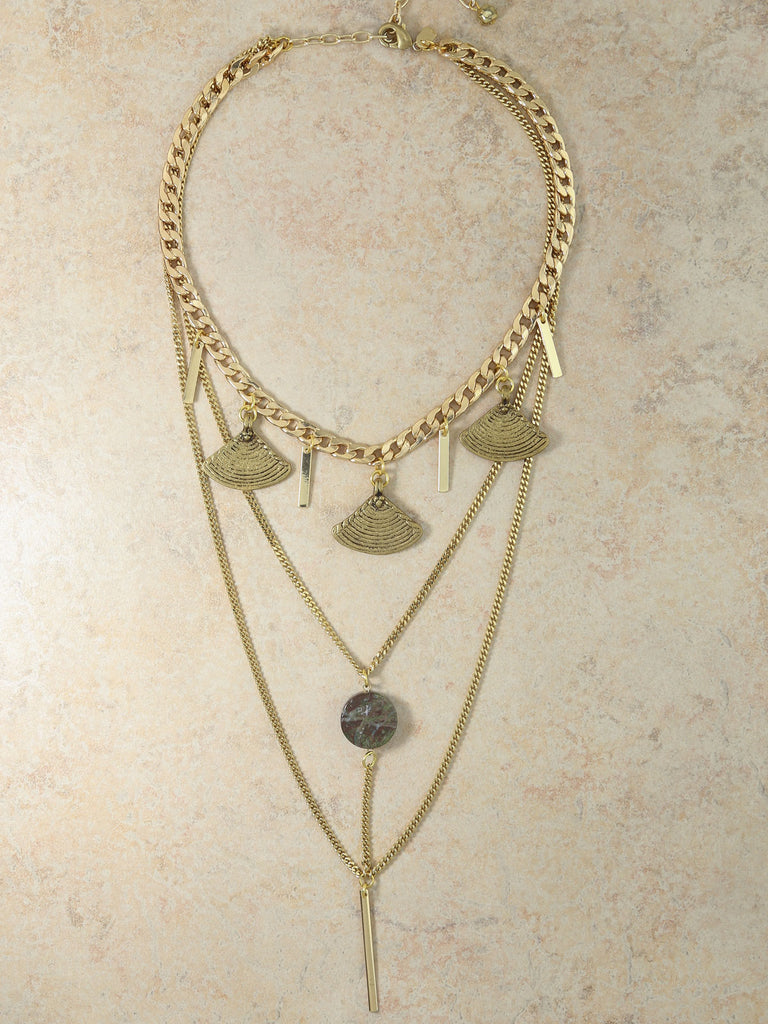 The Vega Statement Necklace