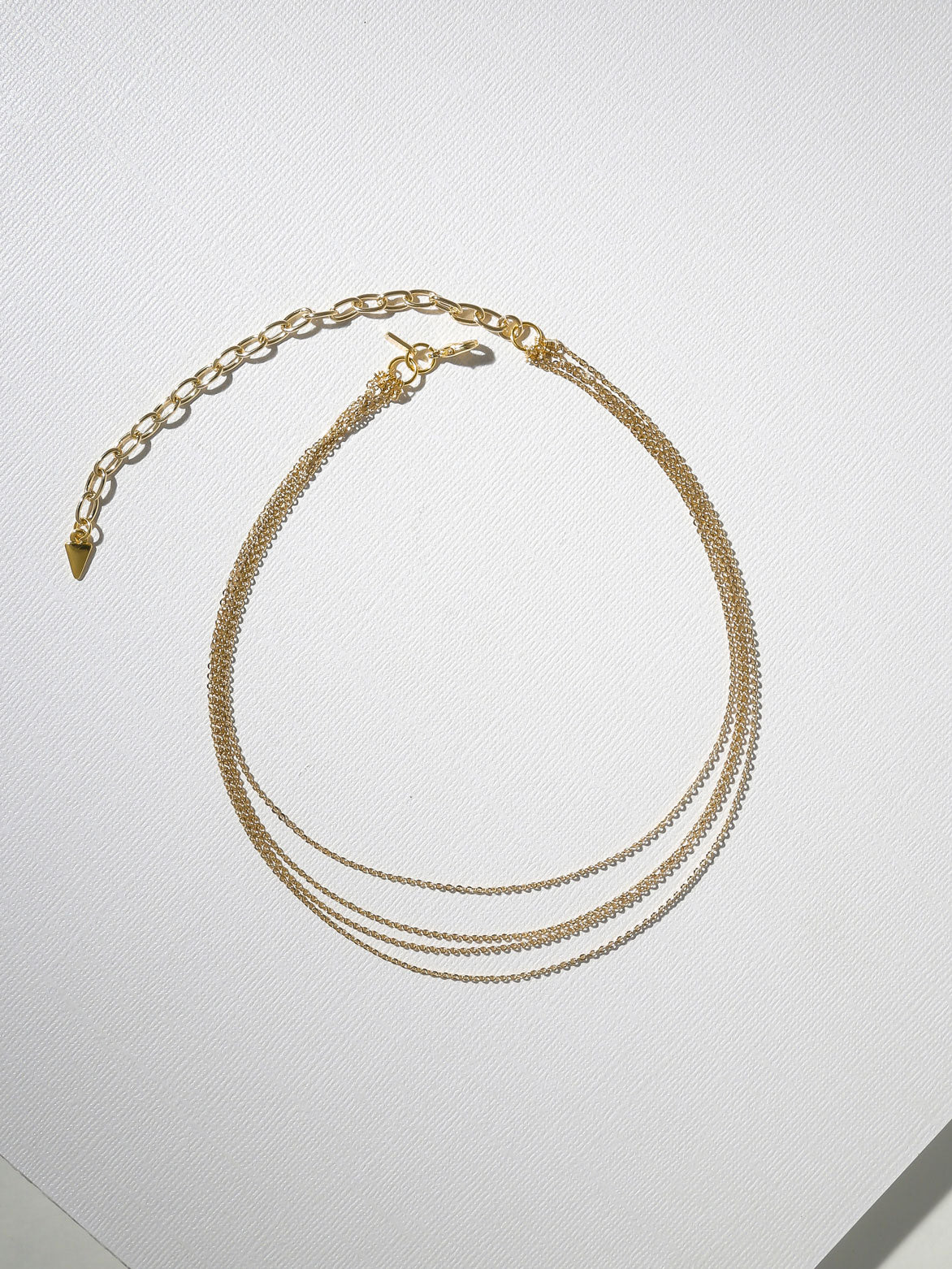 Necklaces The Carmela Layered Necklace Vanessa Mooney