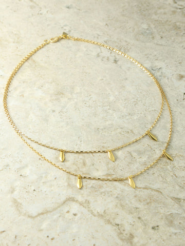 The Lucia Layered Necklace