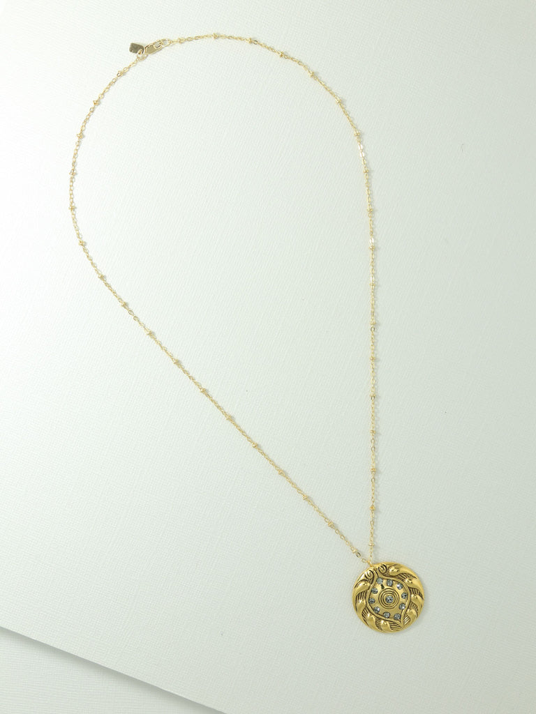 The Saint Fina Necklace
