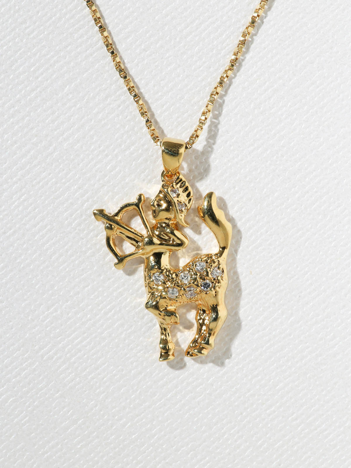 Necklaces The Star Sign Necklaces: Virgo - Sagittarius Vanessa Mooney