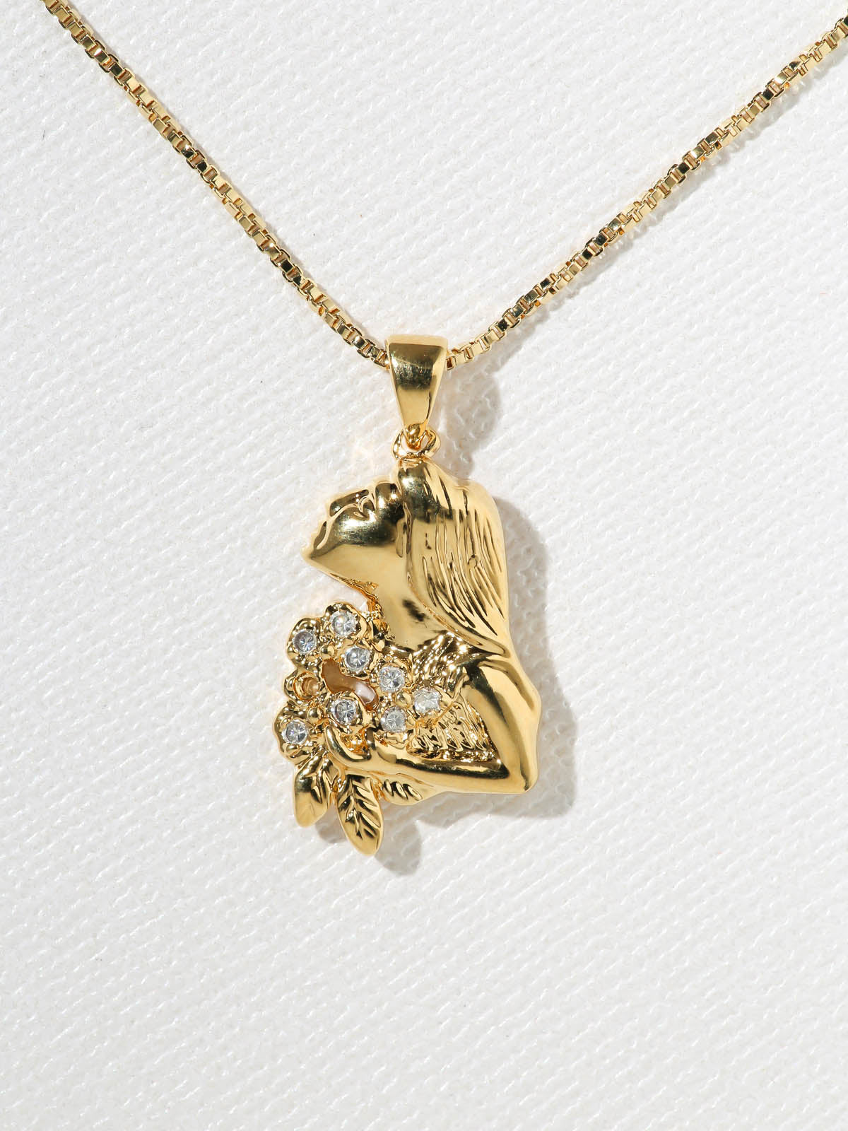 The Star Sign Necklaces Virgo-Sagittarius
