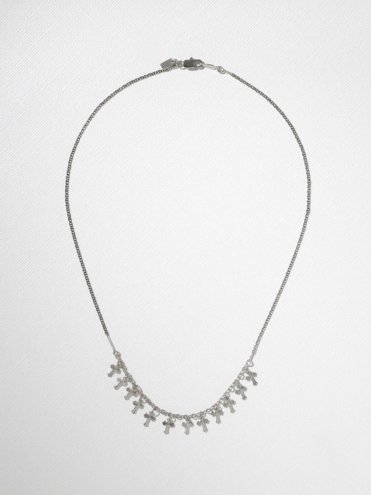 The Sophia Necklace Silver