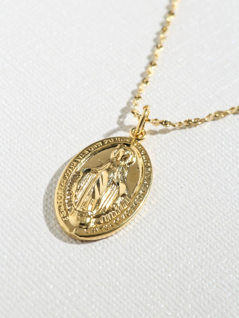 Madonna Single Necklace
