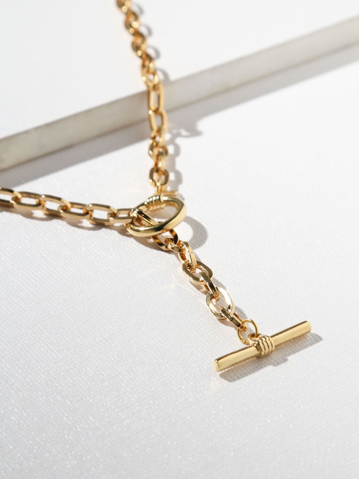The Eternal Toggle Chain Necklace