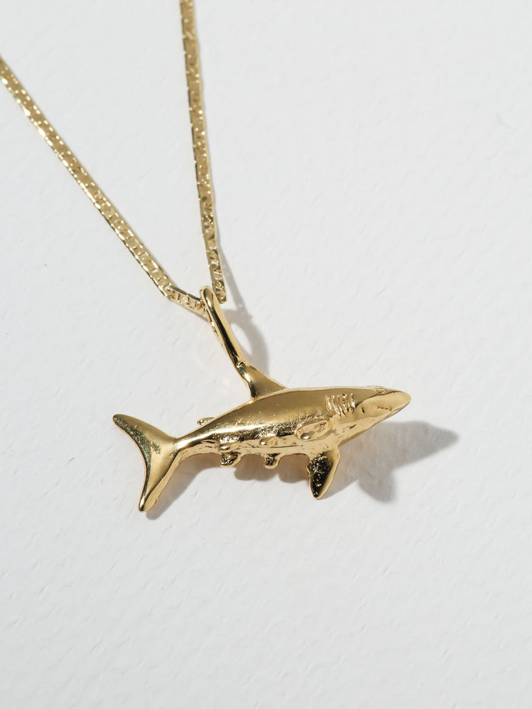 The Shark Necklace