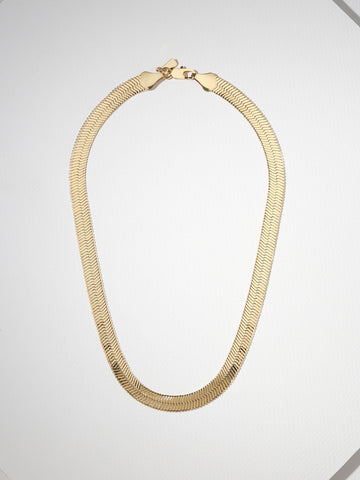 The Ghostface Chain Necklace