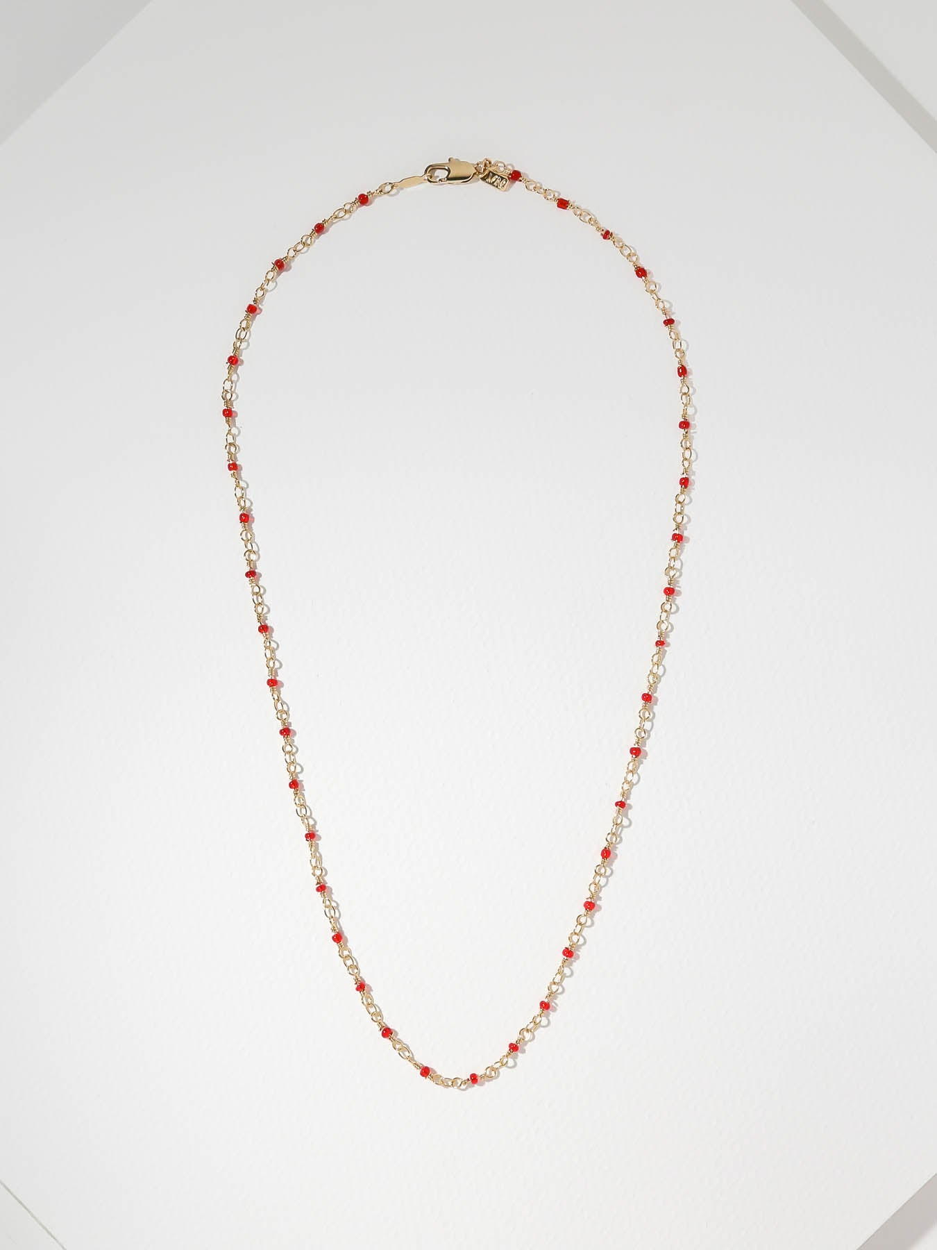 The Cosimo Red Chain
