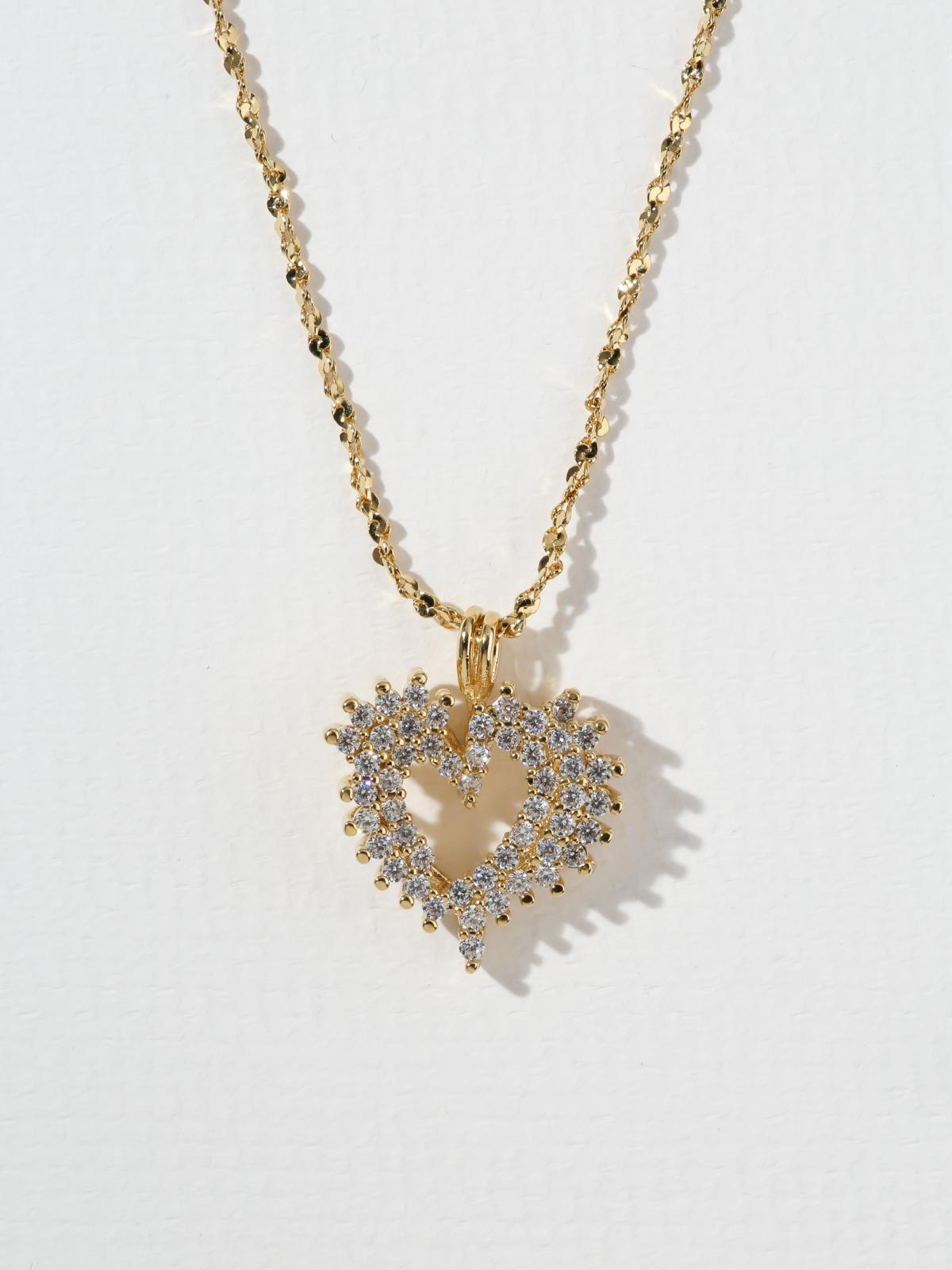 Necklaces The Beverly Necklace Vanessa Mooney