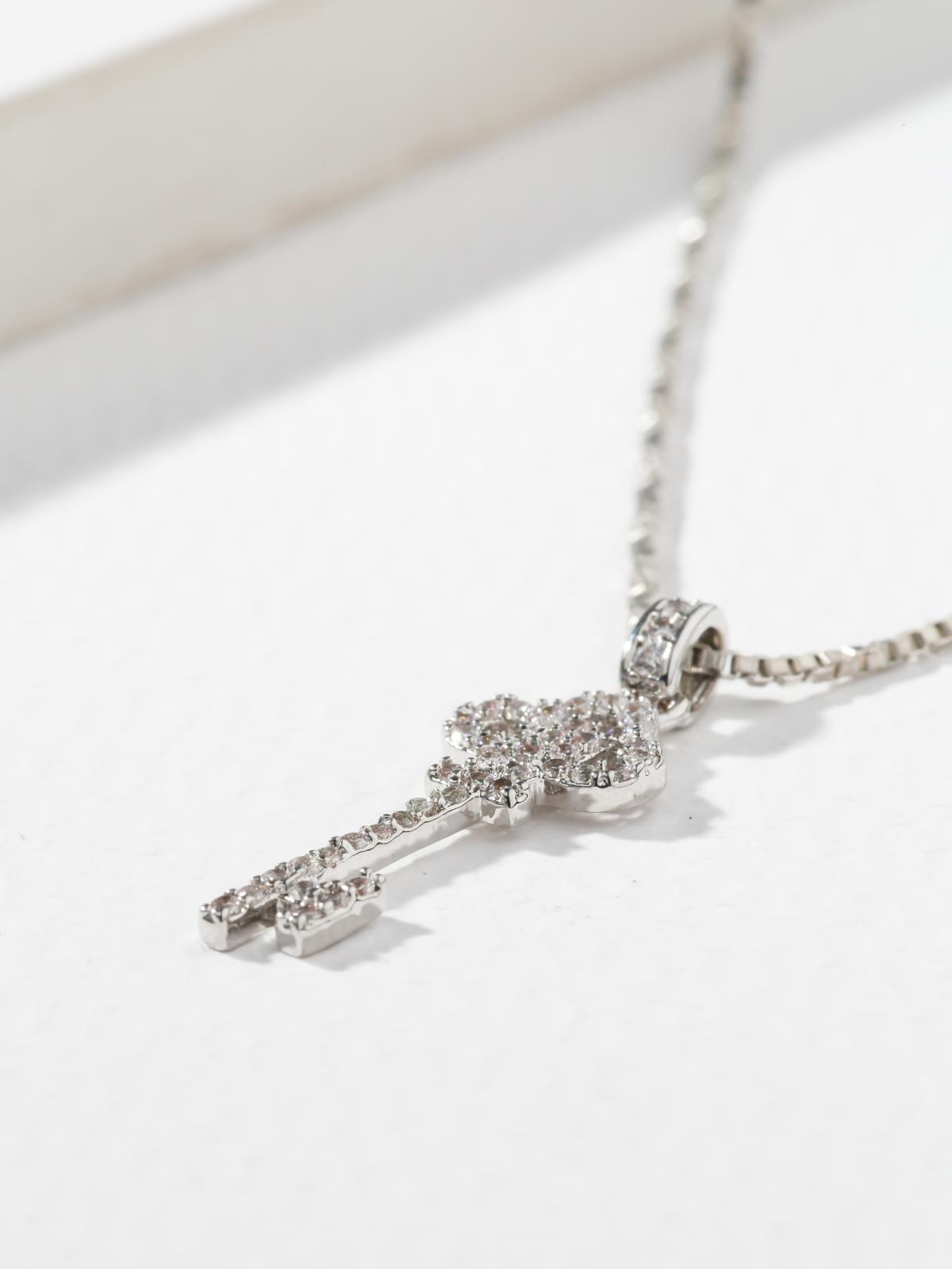 The Prestige Necklace Silver