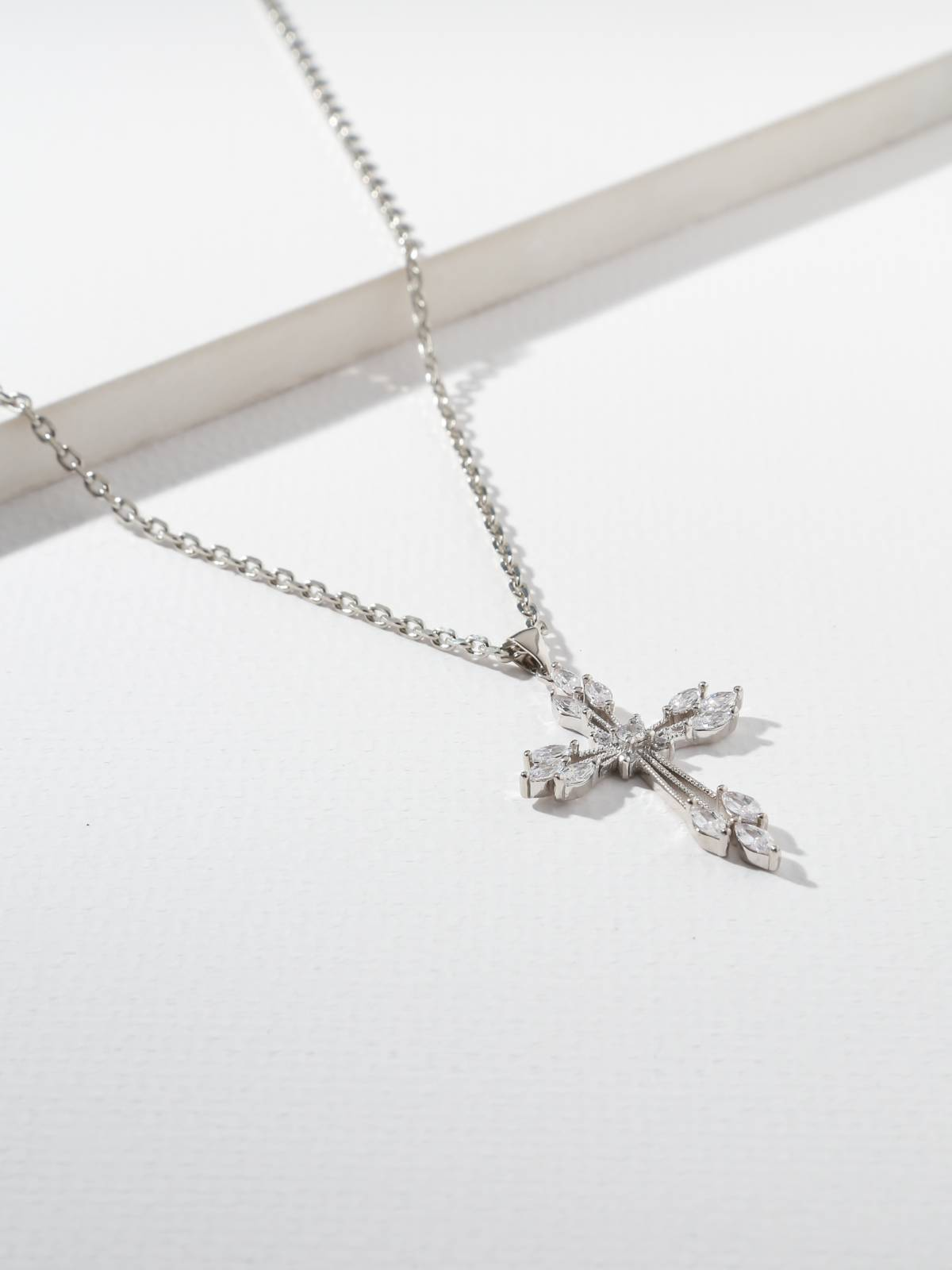 The Holy Cross Necklace