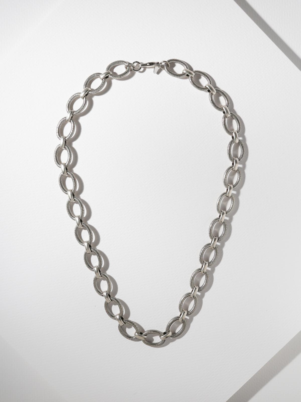 The Ultramodern Chain Silver