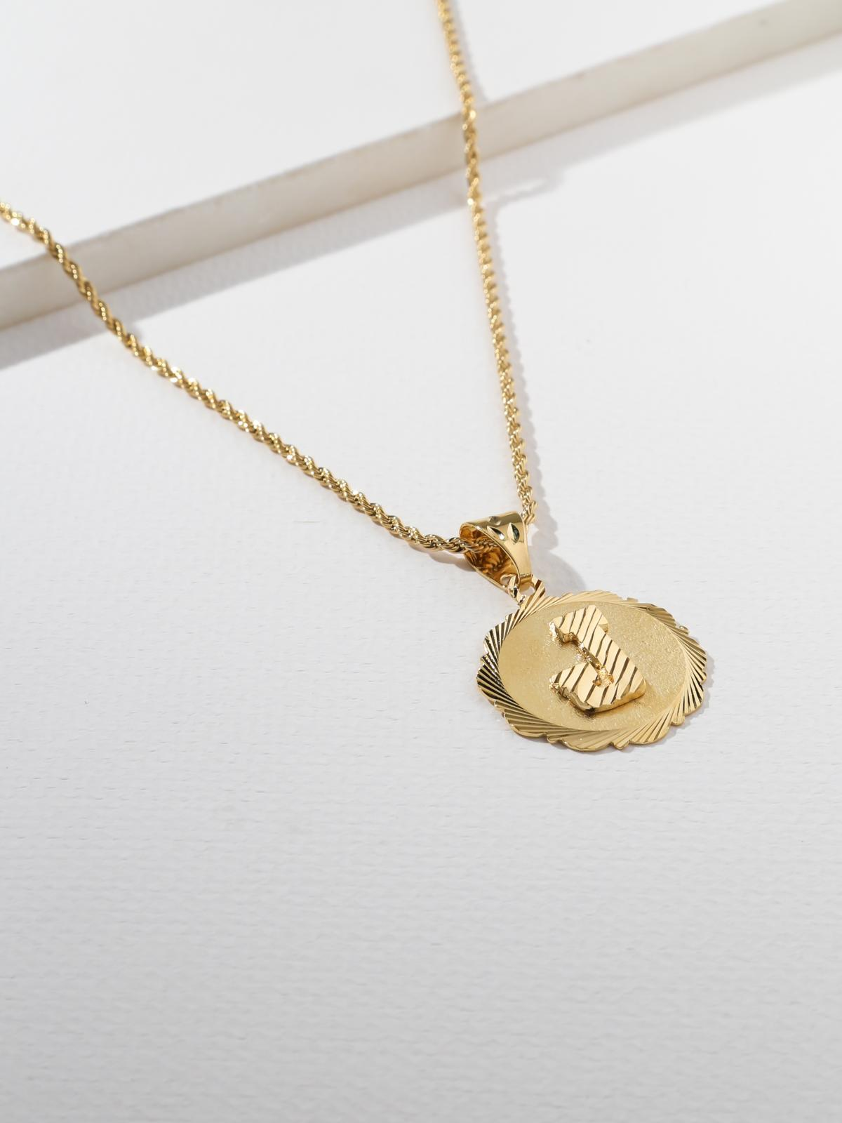 The Twisted Initial Necklaces