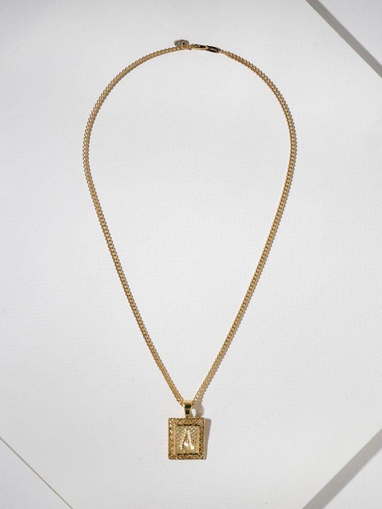 The Namesake Initial Necklace