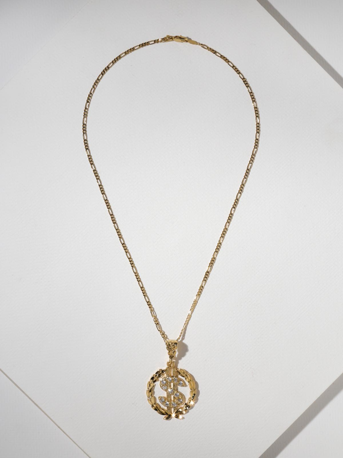 The Gambler Necklace