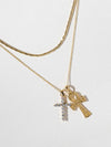 The Ankh Cross Necklace