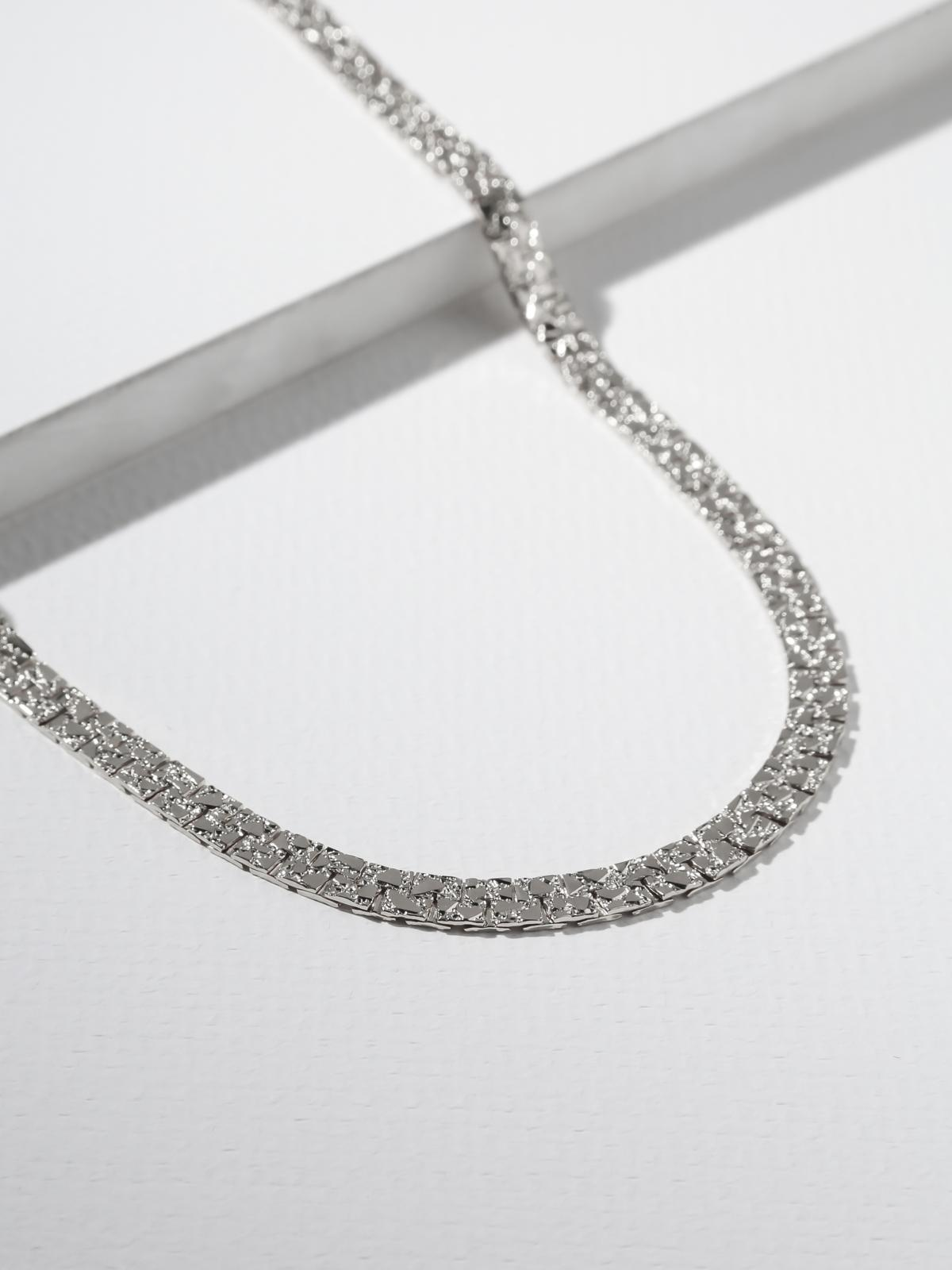 The Nicki Chain Silver
