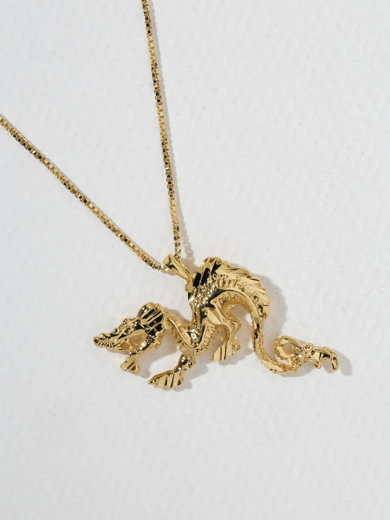 The Dragon Necklace