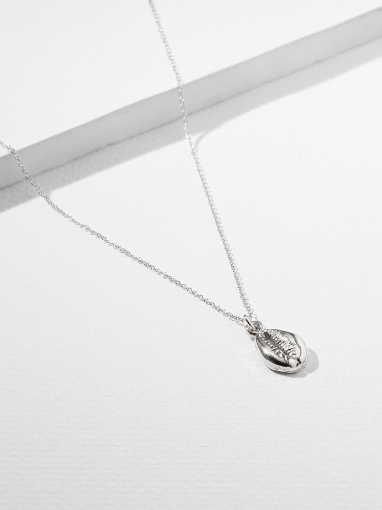 The Rockaway Necklace Silver