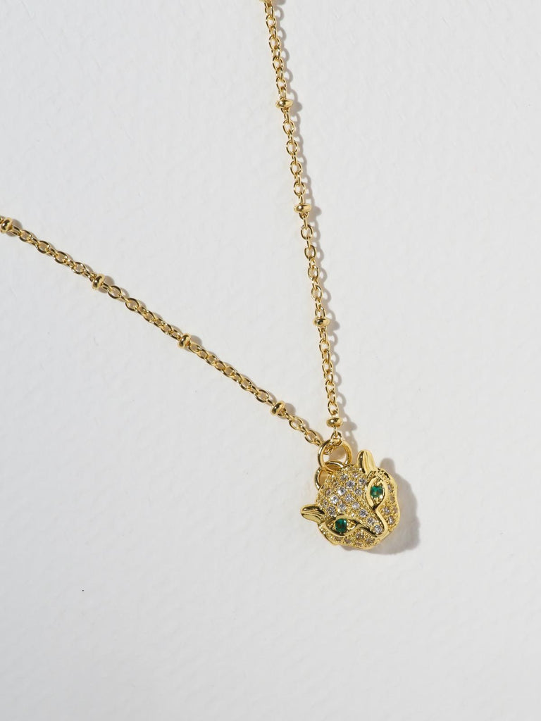 The Feline Necklace