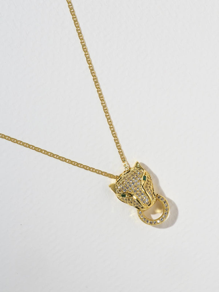 Necklaces The Catcall Necklace Vanessa Mooney
