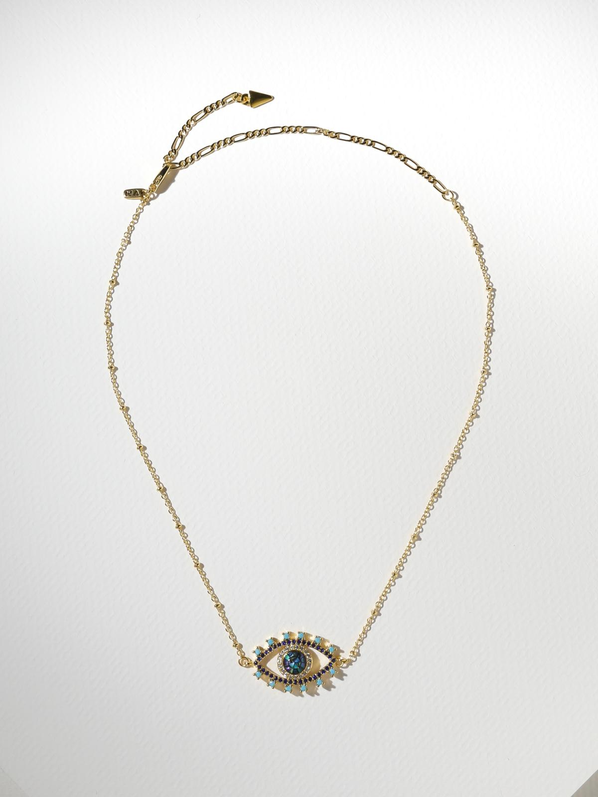 The Abalone Eye Necklace