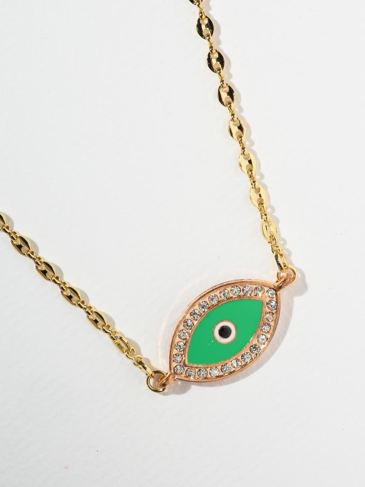 The Destiny Necklace - Green