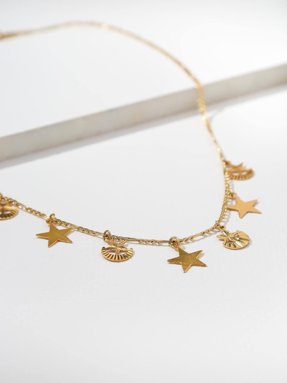 The Starshower Necklace