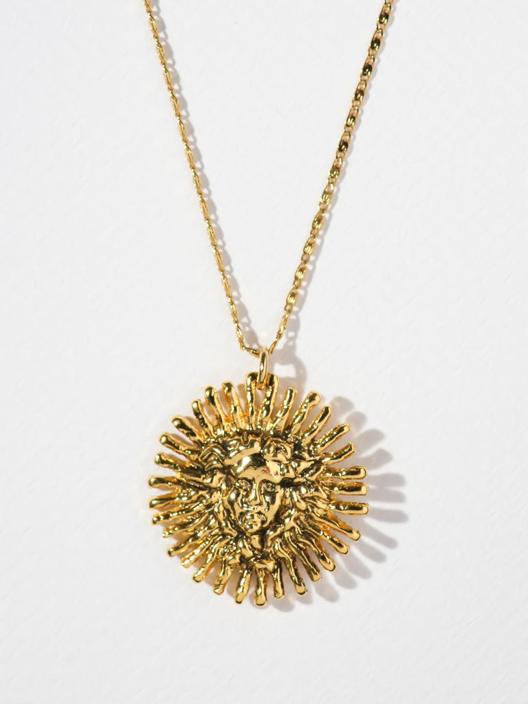 The Harlow Medusa Necklace