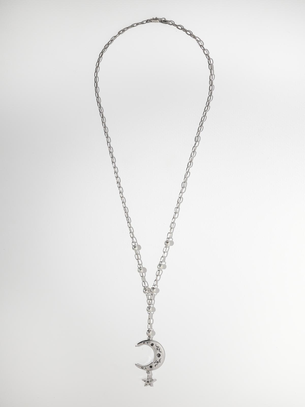 The Cosmo Necklace - Silver