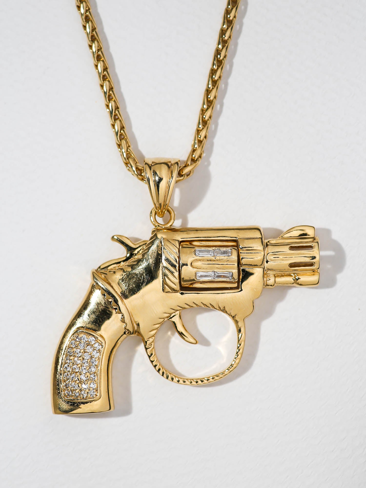 The Revolver Necklace