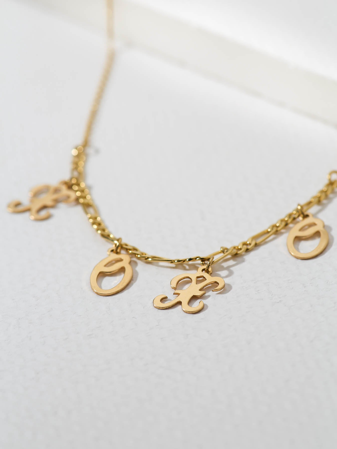 The XOXO Charm Necklace