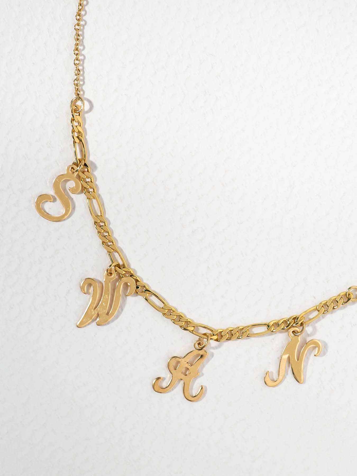 The Swan Charm Necklace