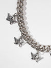 The Guardian Chain Necklace - Silver