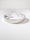 The Banded Choker - Silver