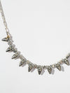 The Jett Necklace - Silver
