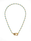 The Quila Clasp Necklace