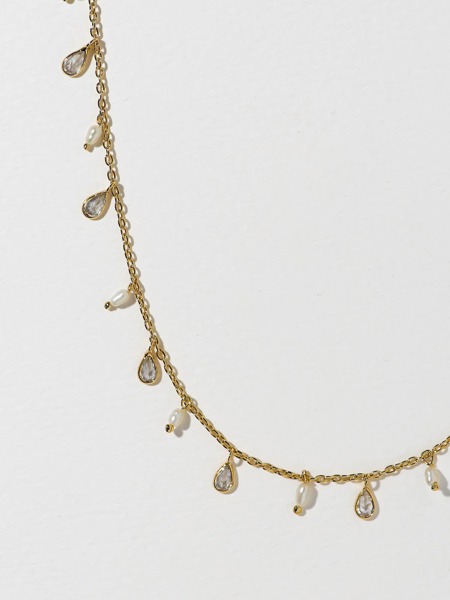 Necklaces The Stella Pearl Necklace Vanessa Mooney