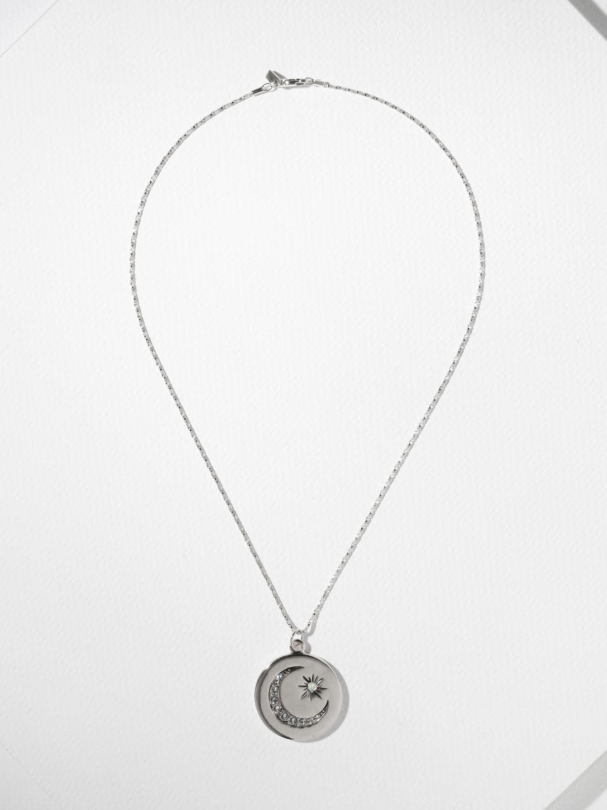 The Lillian Necklace - Silver