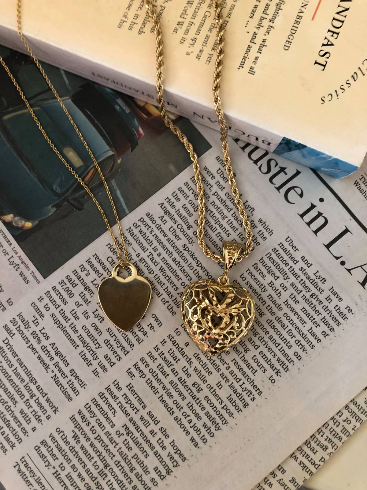 The Private Heart Necklace