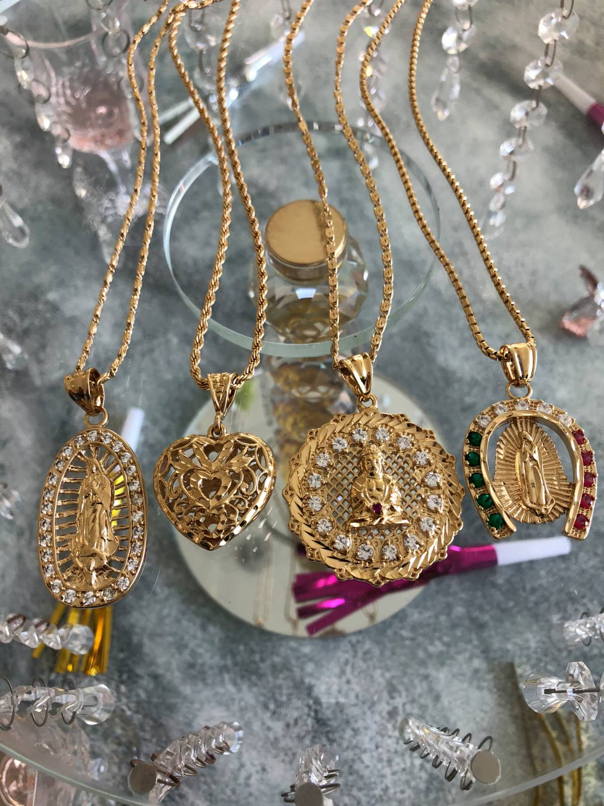 The Buddha Necklace